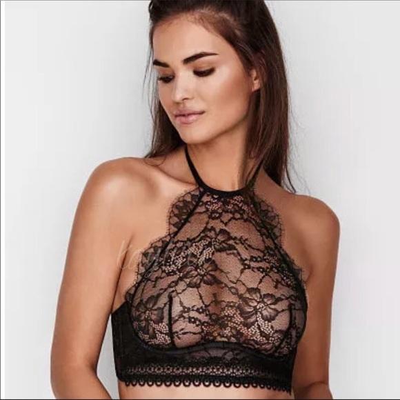 c733c05fa8 NEW SIZE Victoria s Secret Very Sexy lace Bralette